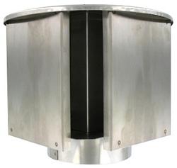 stove pipe cap. cap roof vent 4\ stove pipe cap