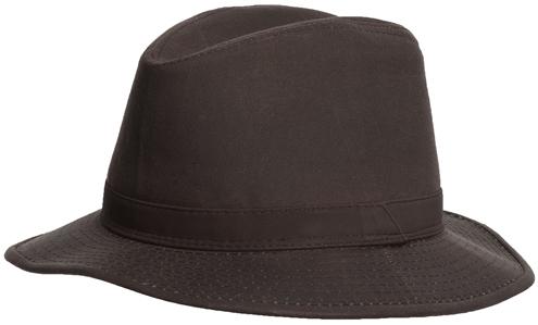 072e7ba6a8cc2 HAT SAFARI OILCLOTH LG Outdoorsman s safari hat. Manufacturer  Dorfman  Pacific