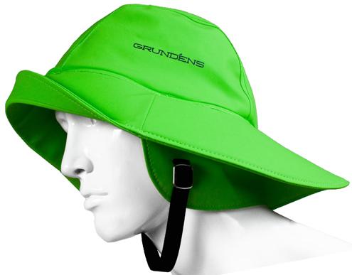 Grundens S21SG-SM Hat Souwester Seattle Green Sm  ce46b4701b1