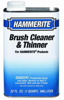 HAMMERITE THINNER QT XYLENE