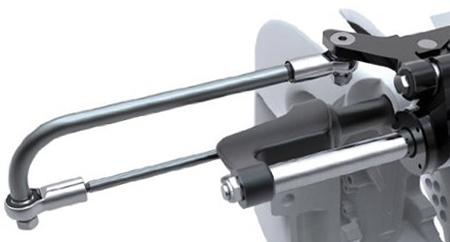 Seastar Teleflex Ho6134 Kicker Cable Tie Bar 34 Quot Kit